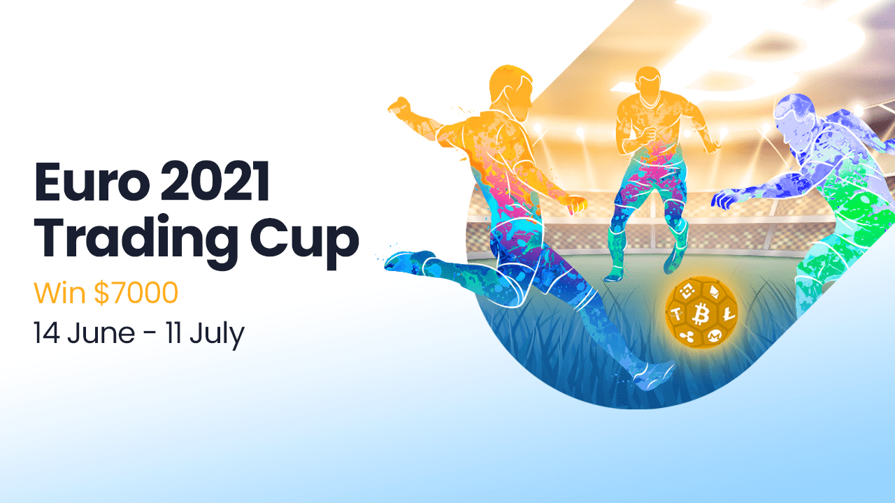 """Crypto-Powered Investing App SimpleFX Launches $50,000 """"Euro 2021 Trading Cup"""""""