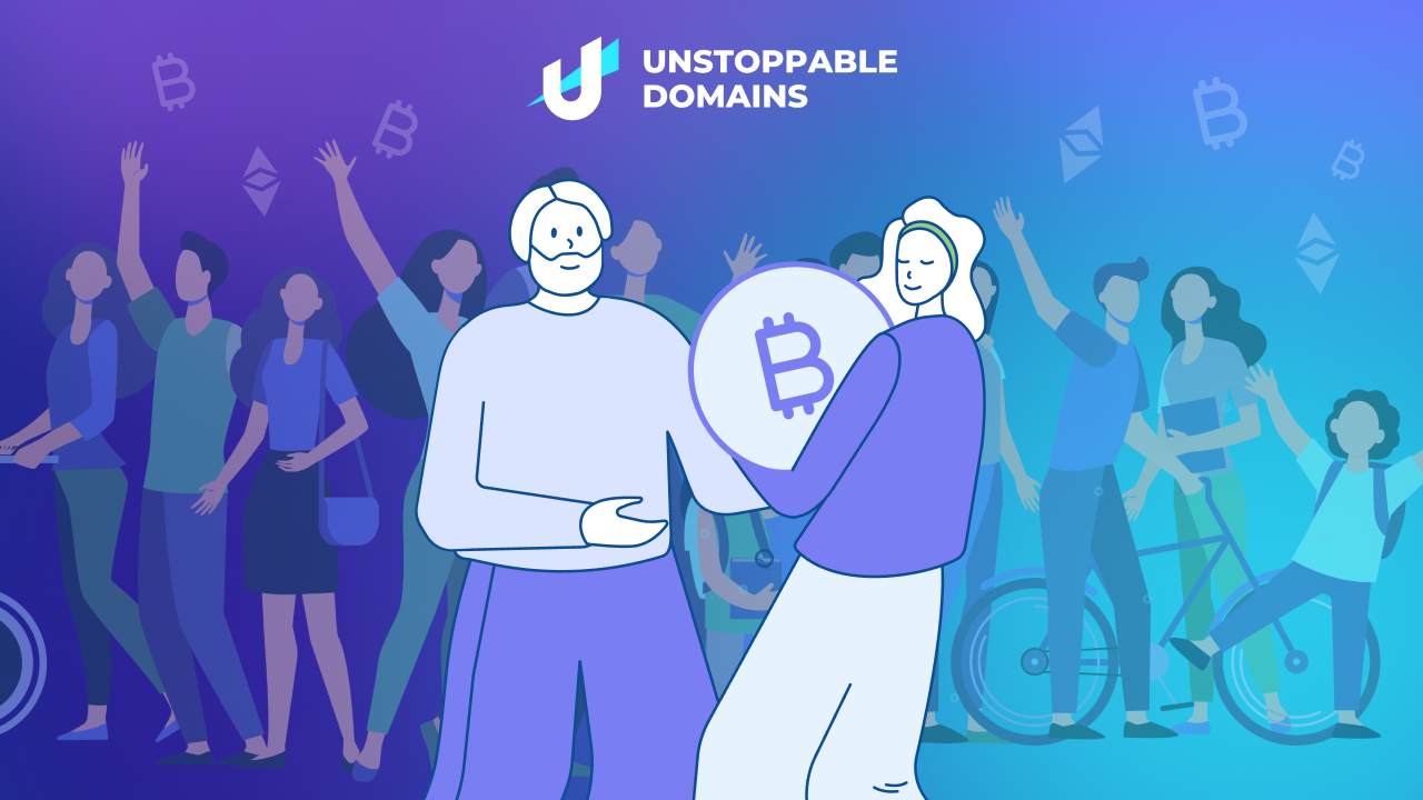 How Unstoppable Domains is Accelerating the World's Transition to Cryptocurrency