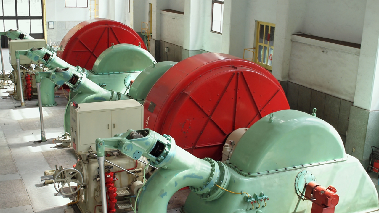 Hydropower Stations Up for Sale Amid China's Crackdown on Crypto Mining