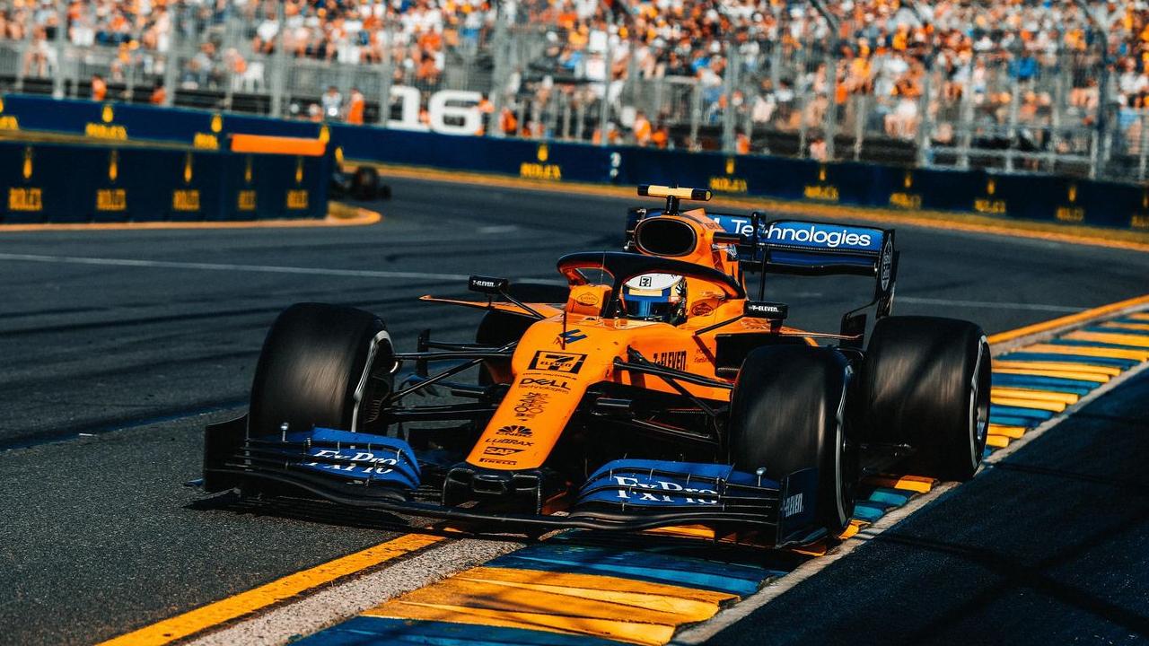 Motor Team McLaren Racing Partners With Tezos to Build NFT Platform
