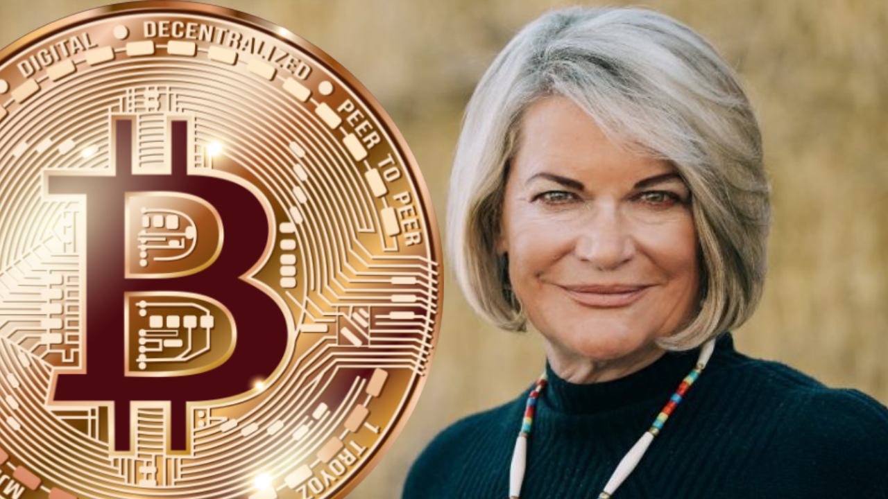 US Senator Cynthia Lummis 'Excited' About Bitcoin's Price Falling, Plans to Buy the Dip