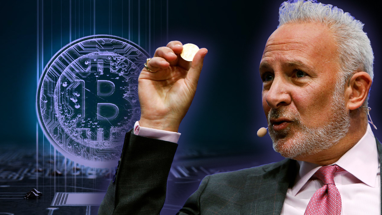 While Bitcoin Hits New Lows Gold Bug Peter Schiff Blasts the Top Crypto and Supporters