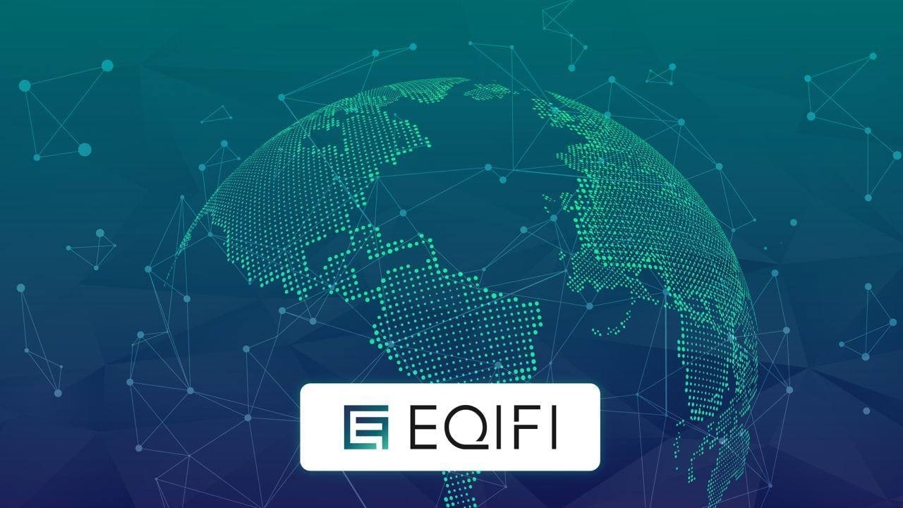 EQIFI Launches Suite of Decentralized Financial Products Powered by a Global, Licensed Bank