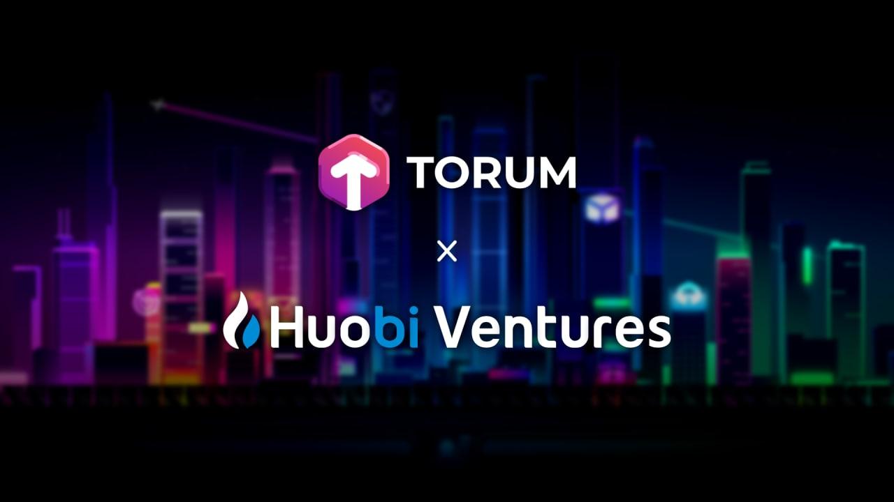 Social Media Platform Torum Announces Strategic Investment by Huobi Ventures HECO Fund