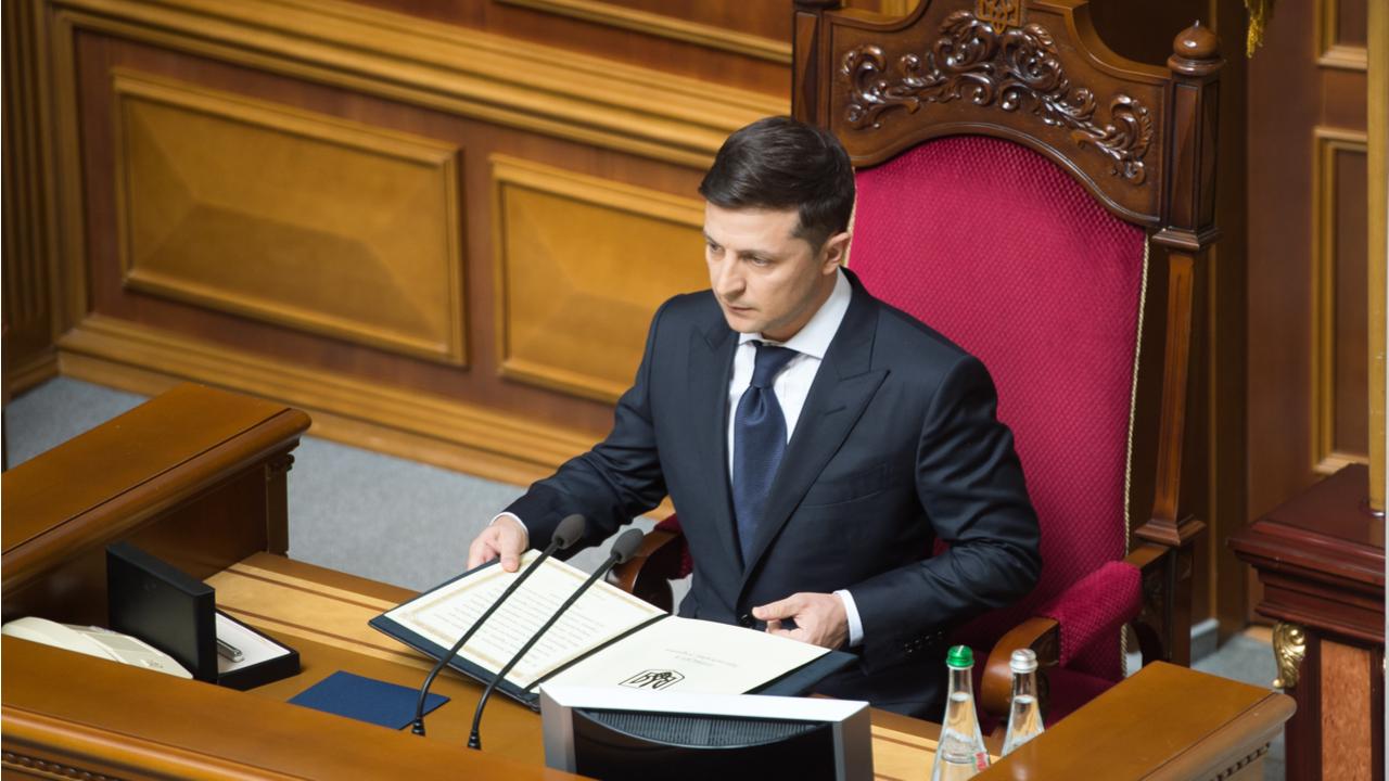 Ukrainian President Signs Law Opening Door for Digital Hryvnia, Regulatory Sandbox