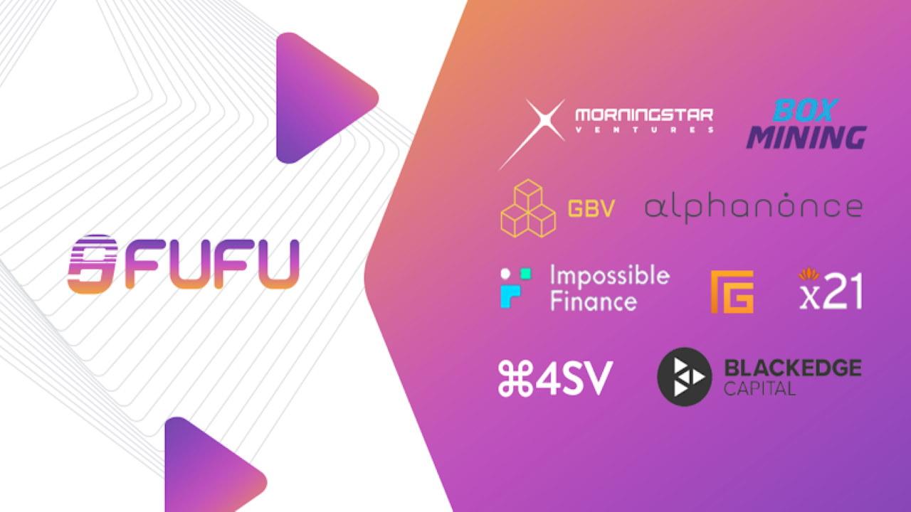 FUFU Raises $1