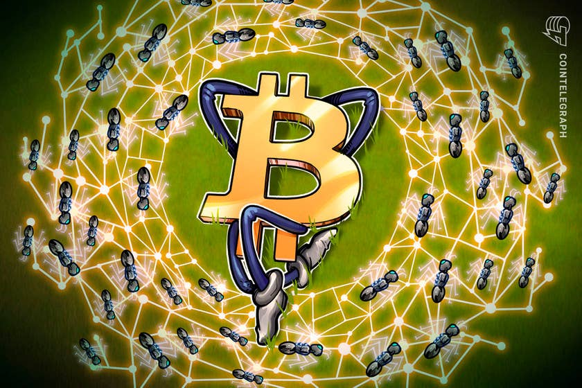 Not dead yet: Bitcoin network records 700,000th block as adoption grows